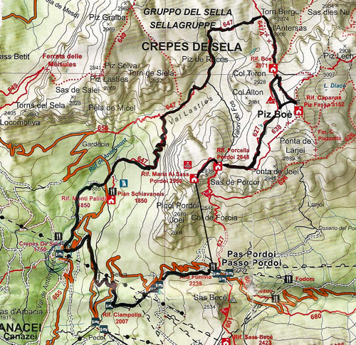 Alpineal Tour leg 2 noble savages in the mighty Dolomiti the