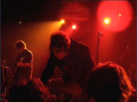 Echo and the Bunnymen Live Irving Plaza