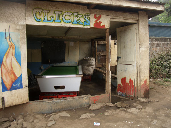 Snooker Hall