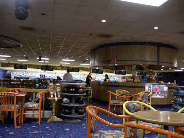 Bowling Alley in Effingham